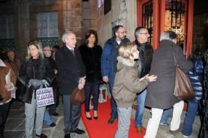 Apertura del Belén de Baltar (Ourense) este año