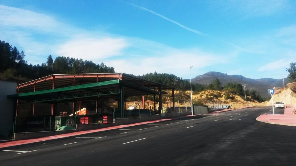El polígono de As Pedreiras dispone de todos los servicios y está urbanizado