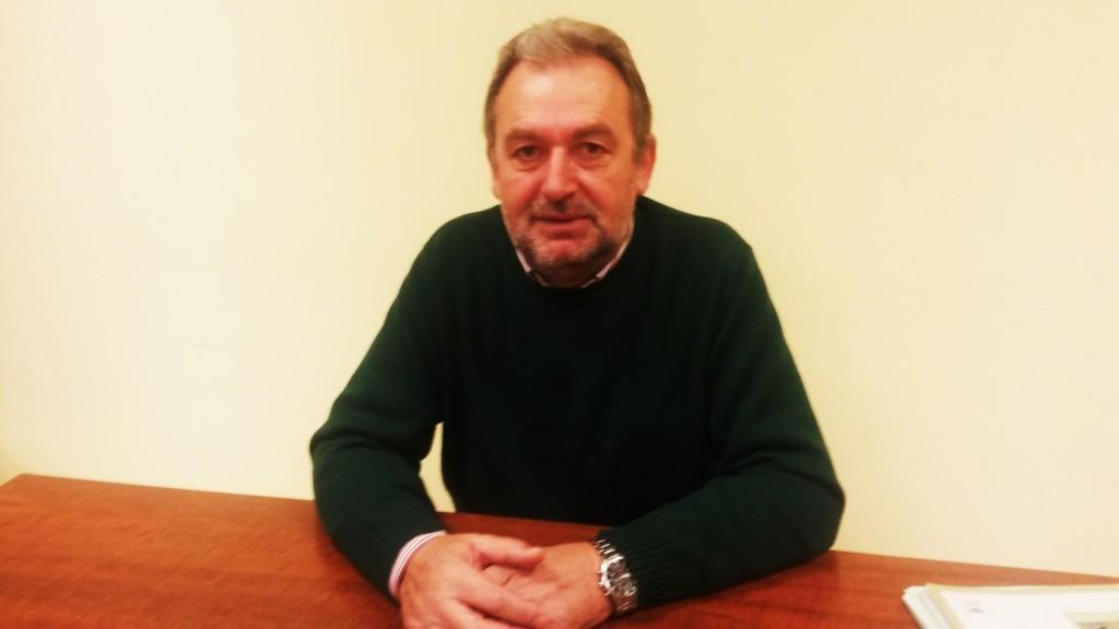 Luis Fernández Gudiña (PSOE)
