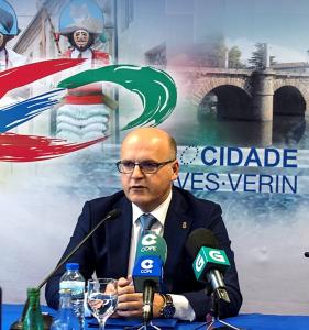 Manuel Baltar - Eurocidade Chaves Verín
