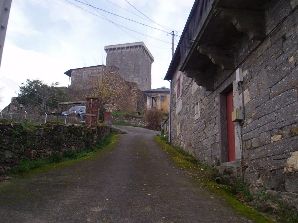 O Bolo, una de las localidades envejecidas de la comarca