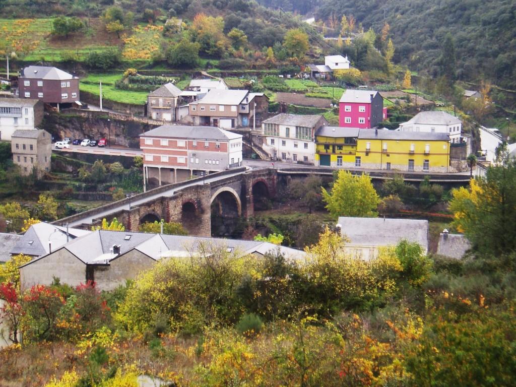 Puente romano de Sobradelo