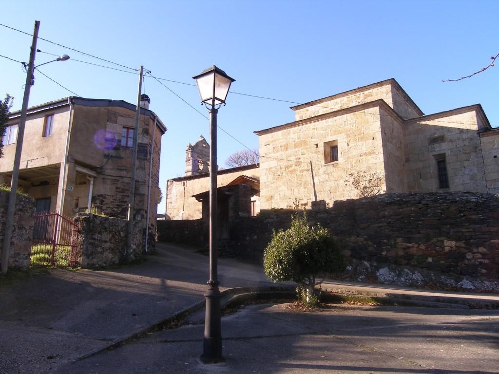 Roblido Iglesia (A Rúa)