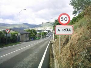 Señal A Rúa