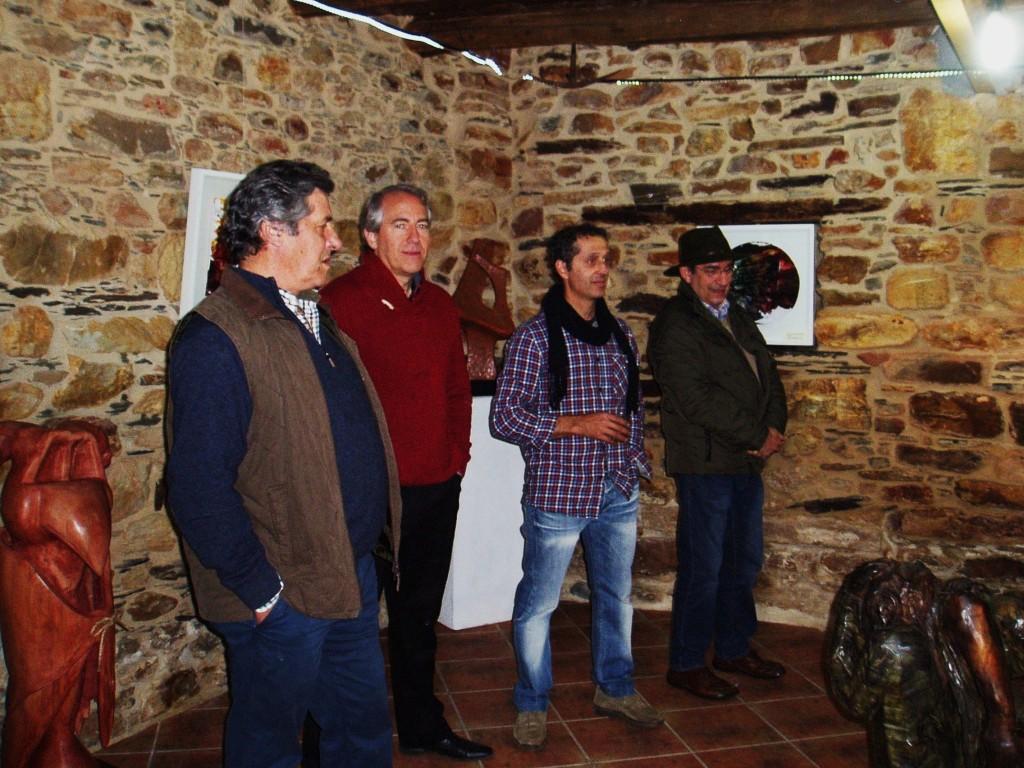 Vázquez, Jaigarr, Conde y Loisrua