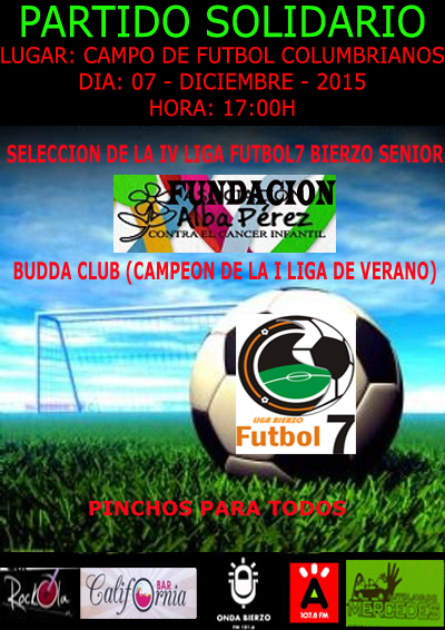 cartel seleccion 1º