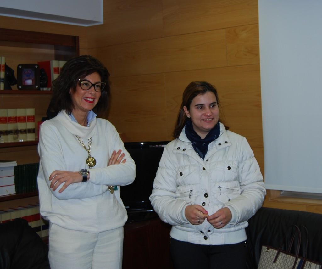 12116 alcaldesa de Rairiz de Veiga