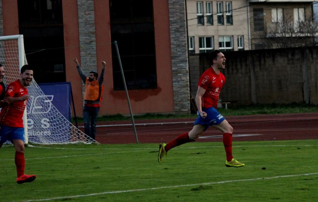Borja celebra el 2 a 2