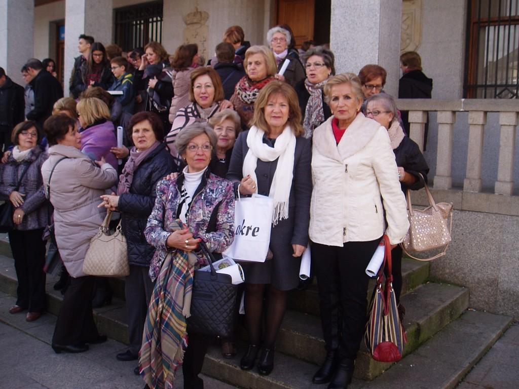 Mujeres de Almendralejo en A Rúa este fin de semana