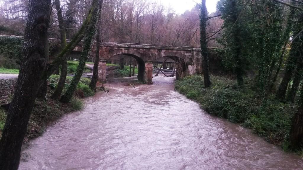 Río Leira de Vilamartín