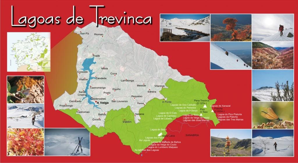 lagoas de Trevinca. Nota de Prensa