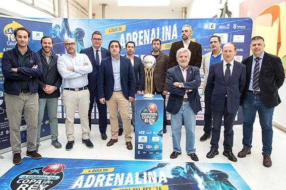 0 0 RF Copa Do Rei Baloncesto 2016