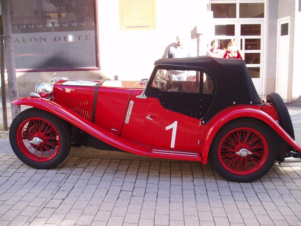MG de 1935