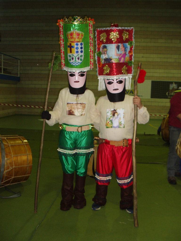 Mascara del Folión os Viticultores de Vilamartín