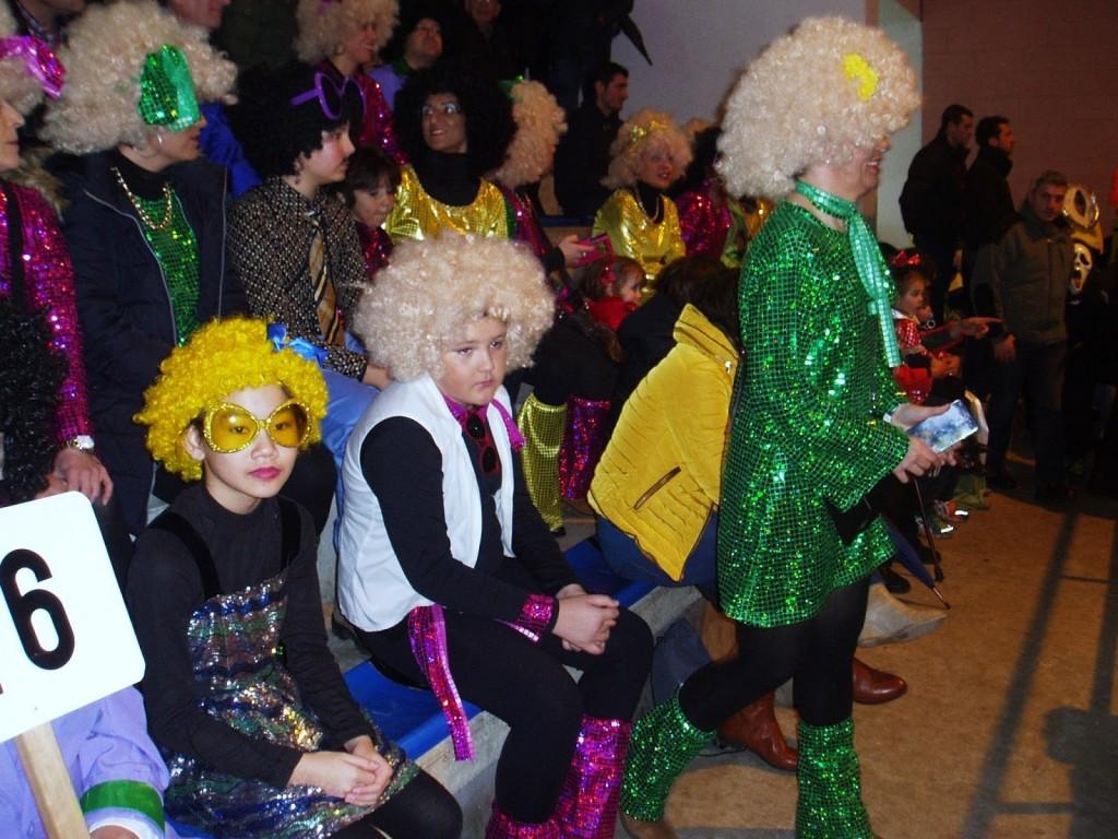 Mucho humor en el carnaval A Rúa Entroido 2016