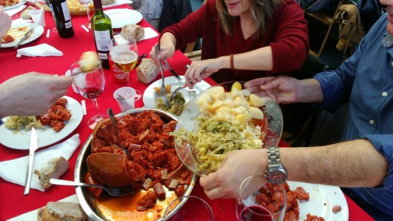 Última Festa do Botelo celebrada en O Barco