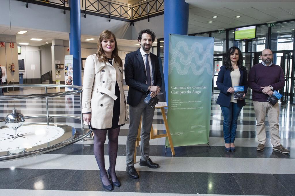 A Deputación de Ourense participa na mostra A esfera da auga