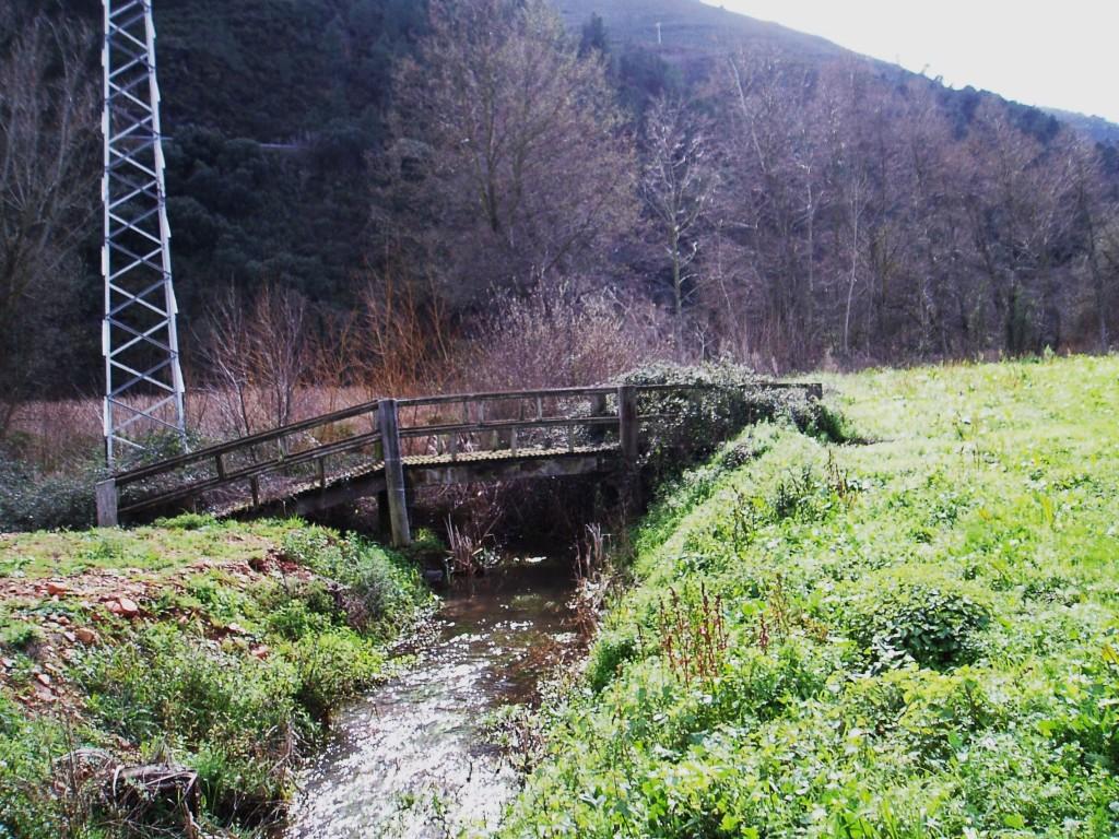 Arroyo de Vilamartín