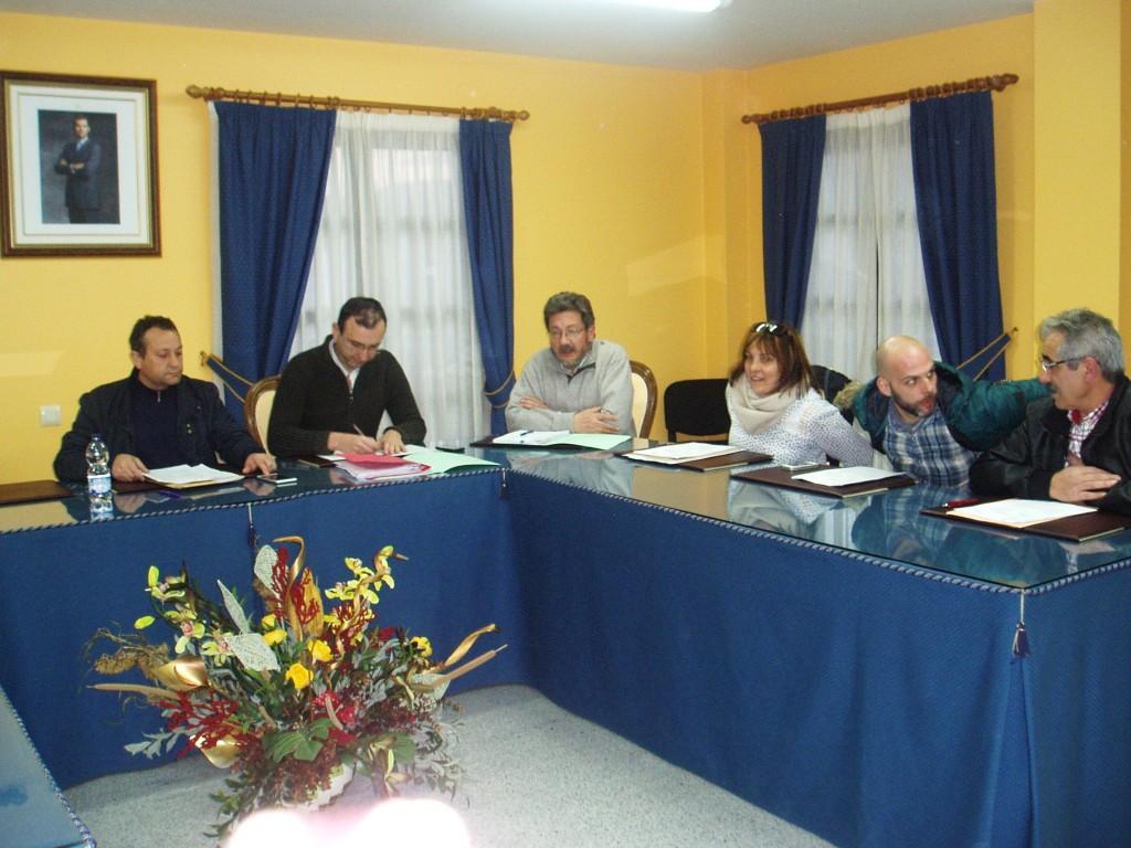 El grupo de gobierno de Vilamartín