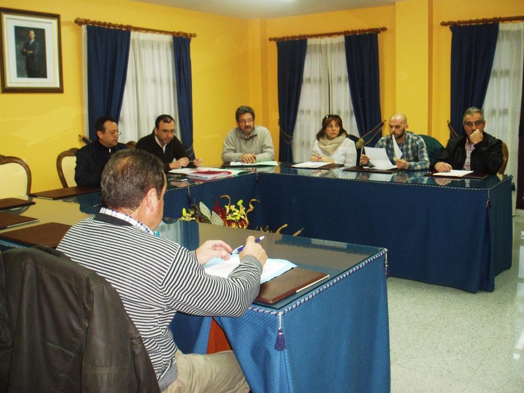 El pleno de presupuestos de Vilamartín