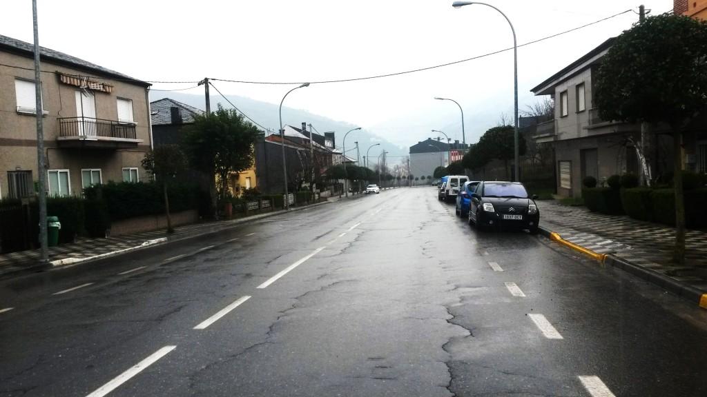La Avenida del Bierzo