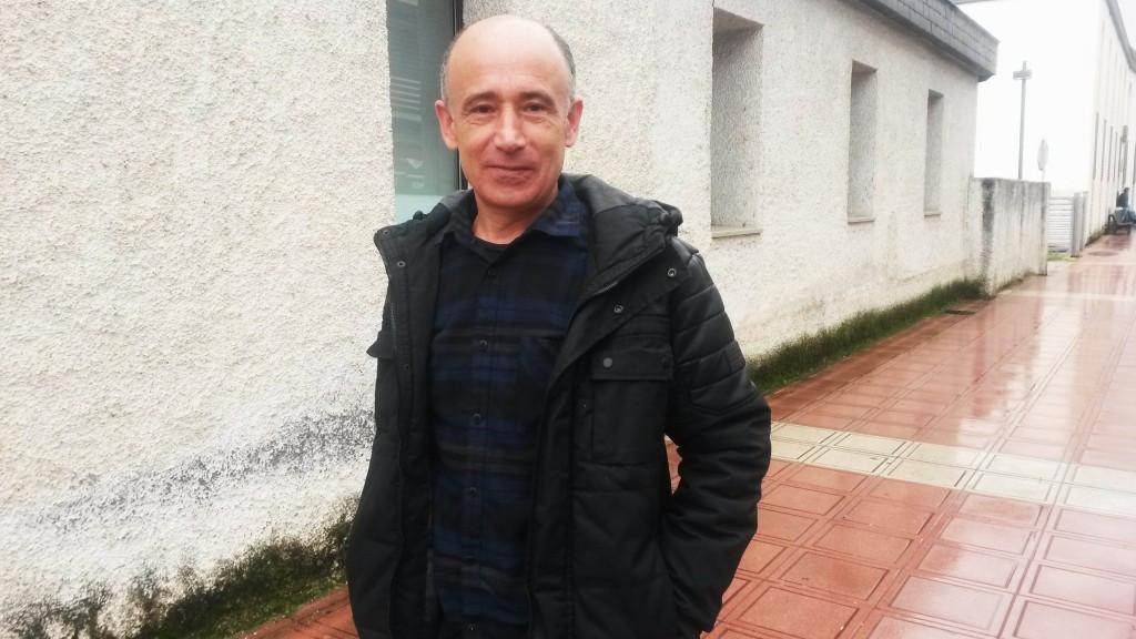 Luis Enrique Rodríguez Arias, historiador y artista de O Barco