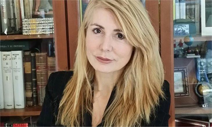 María Fidalgo Casares, doctora en Historia