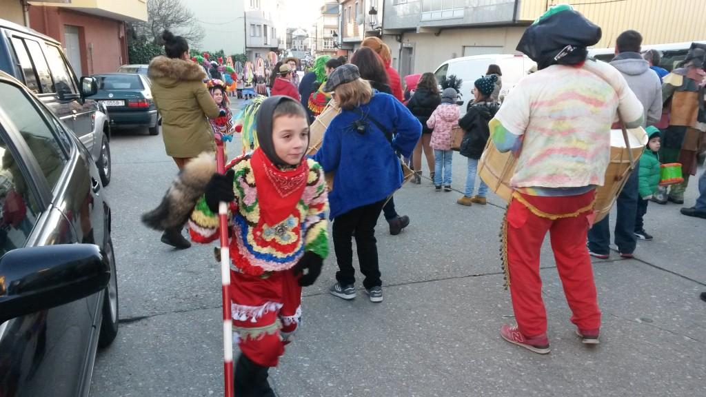 Mascarada en Viana