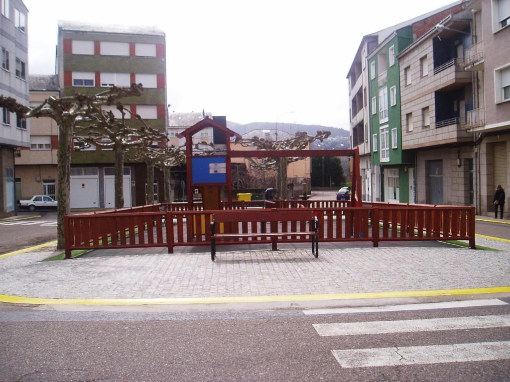Parque de la Plaza Galicia