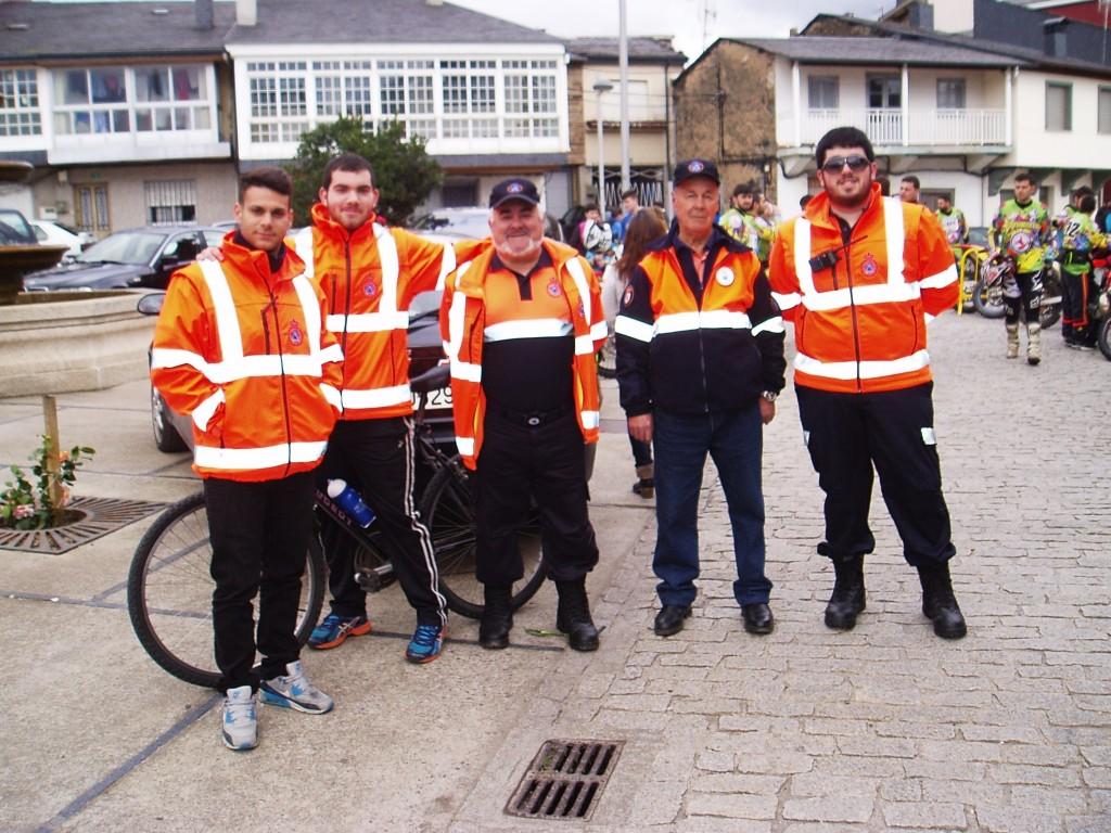 Protección Civil de A Rúa