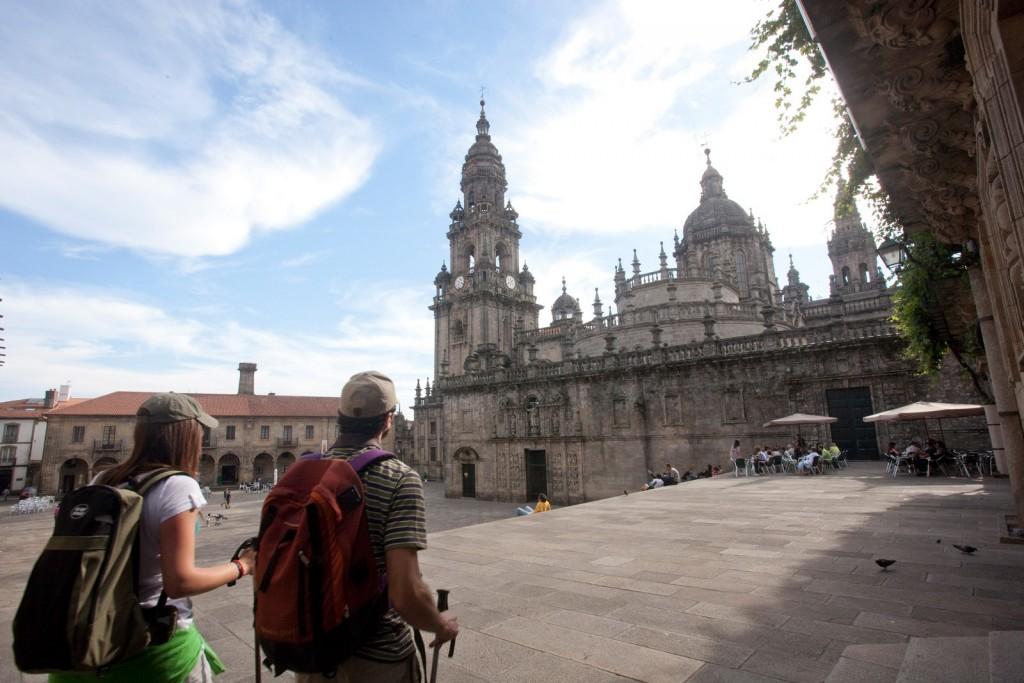 Un ano mais as cifras do Camiño de Santiago están a demostrar que a Ruta Xacobea está en auxe e plena actualidade