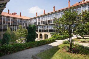 Residencia juvenil Florentino López Cuevillas de Ourense