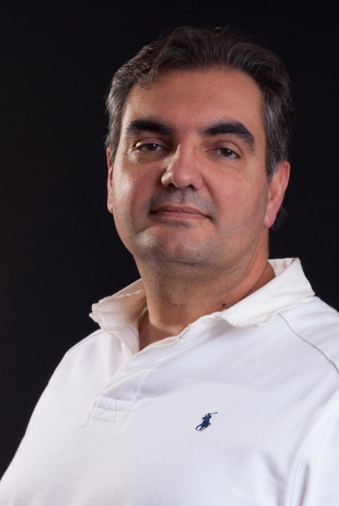 Yuri Franco gerente de REDYTEL