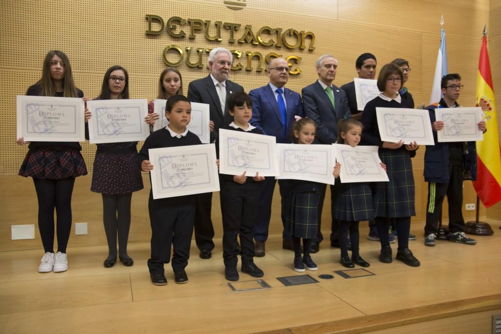 Entrega dos III Premios Estatuto de Galicia