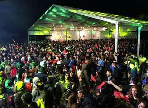Festa da Xuventude en Córgomo