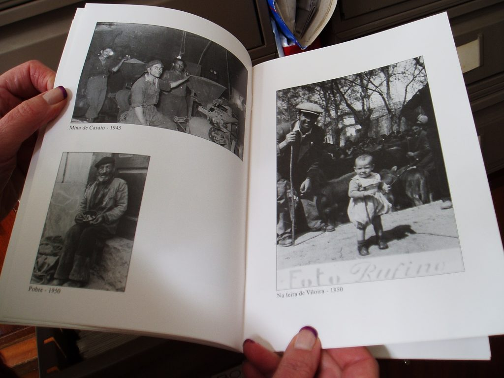 Fotos antiguas de Rufino que formaron parte de una exposición