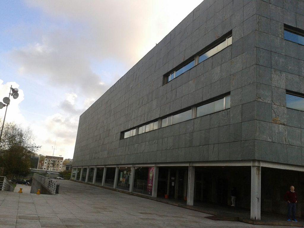 Auditorio de Vilagarcía de Arousa