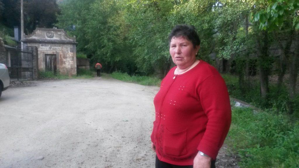 Antonia Pombo, la propietaria