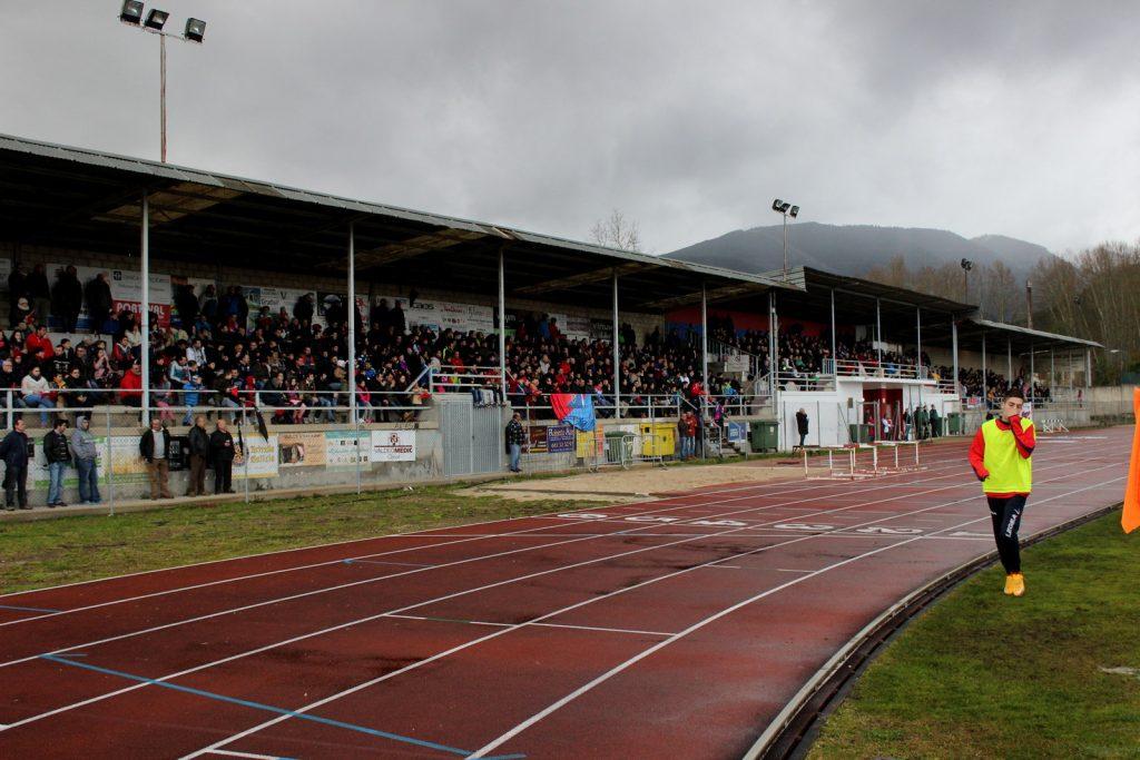 La afición de Calabagueiros ha sido de las mejores en Tercera División