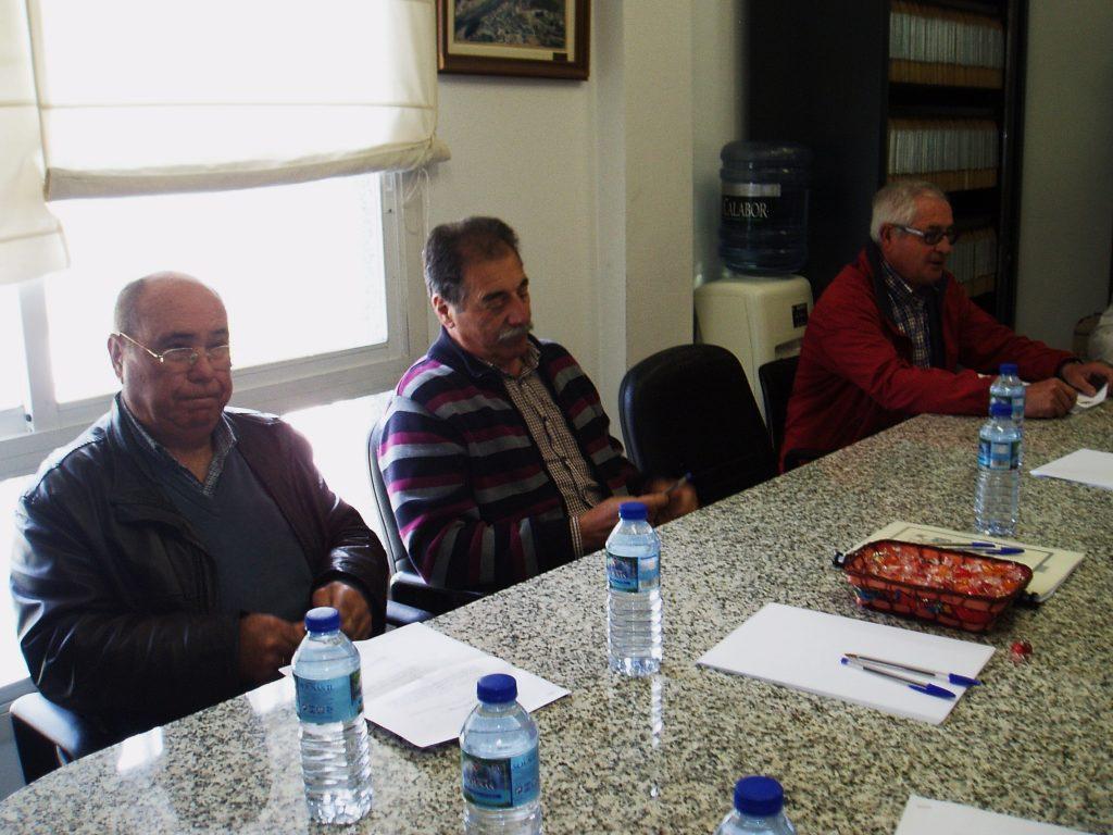 Manuel Fernández, Fidalgo y Evaristo García