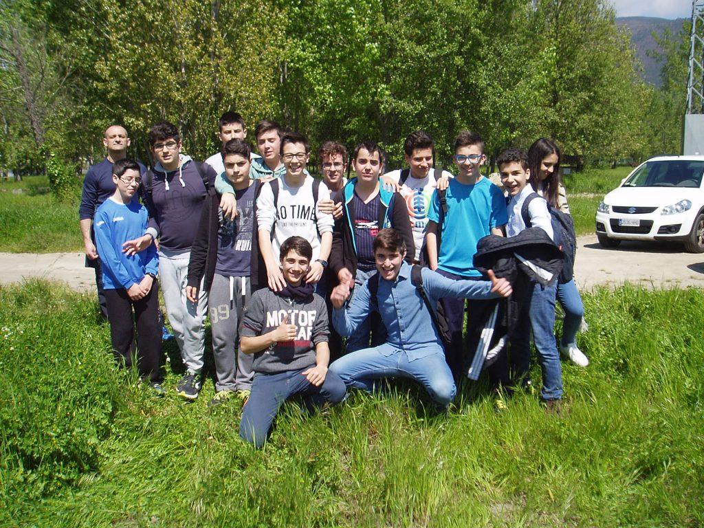 Otro grupo de escolares