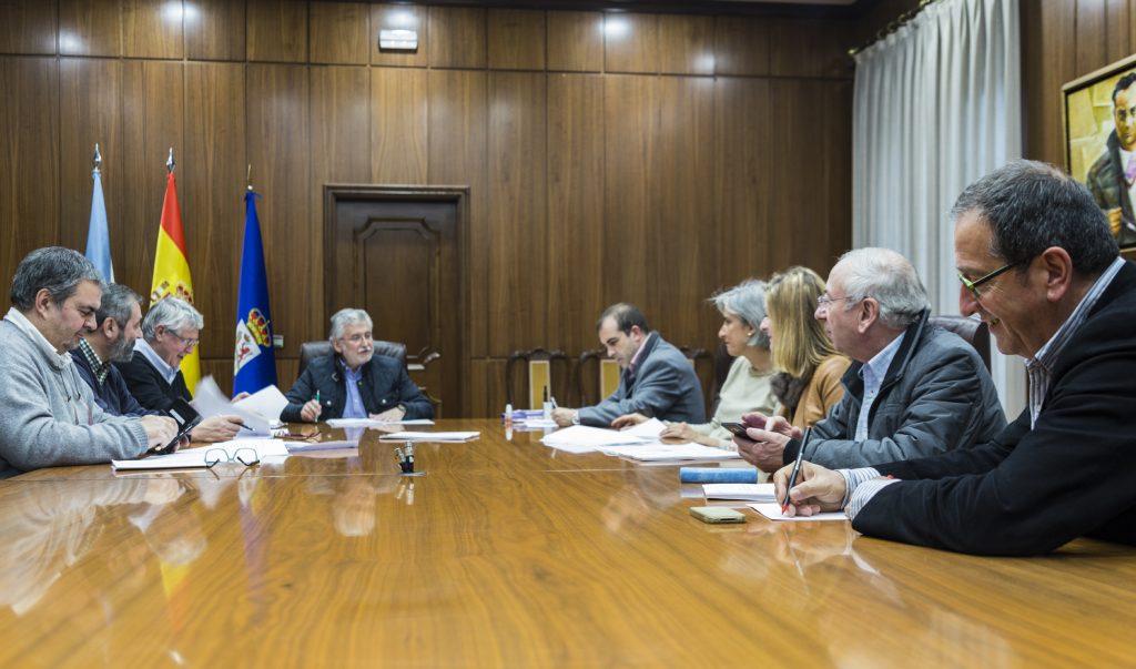 Reunión do Consello Asesor de Publicacións da Deputación