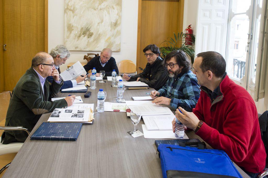 Reunión do xurado do Premio Carracedo de xornalismo