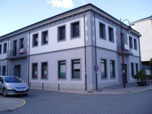 Sede de AEVA, onde se imparte o curso