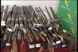 Foto: Archivo Subasta Armas
