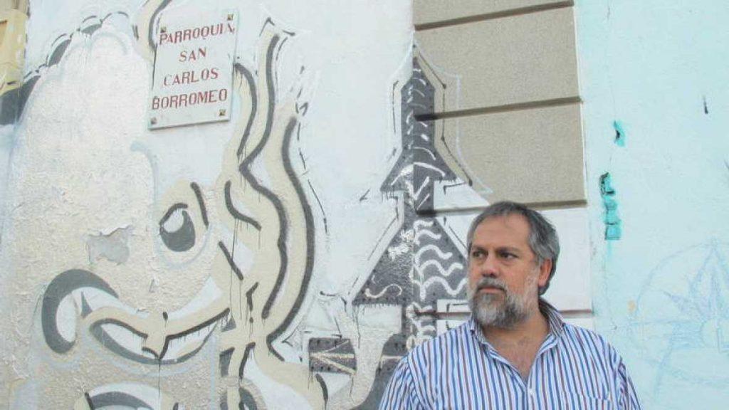 """Javier Baeza, el """"cura de los pobres"""""""