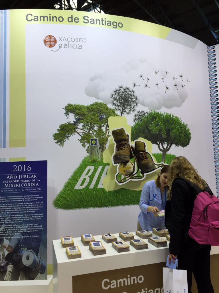 Por lo que respecta a 2016, la demanda turística catalana también se está comportando cómo una de las más activas para Galicia