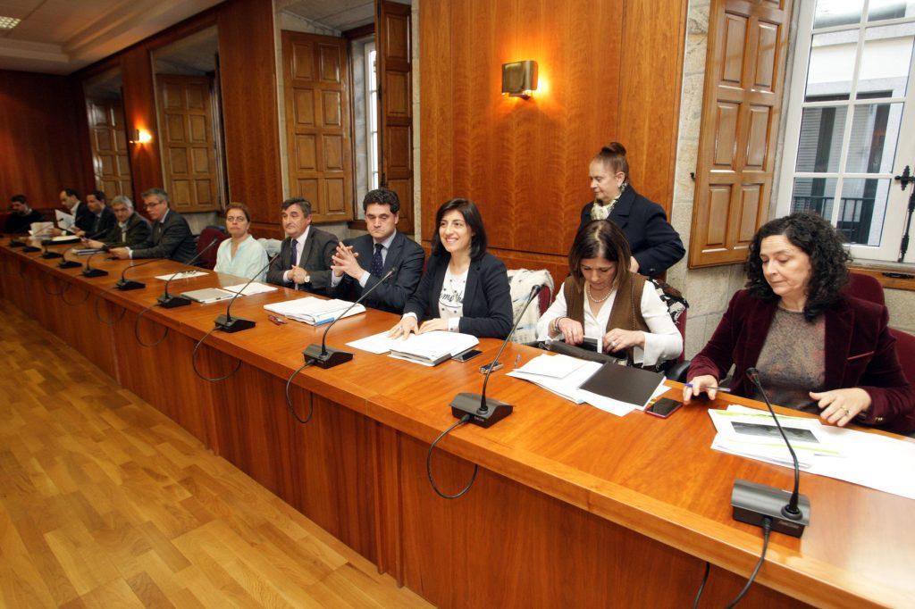 En la reunión de hoy del Consejo Forestal se presentó este Plan de Prevención y Defensa contra los Incendios Forestales de Galicia  Autoría: Conchi Paz