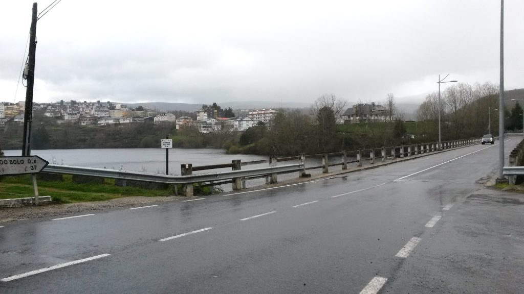 Carretera de Viana