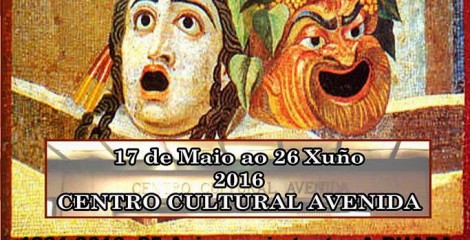 Cartel del VII Festival de Teatro
